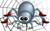 Quicksilver Spider